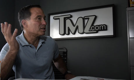 TMZ founder Harvey Levin opens up